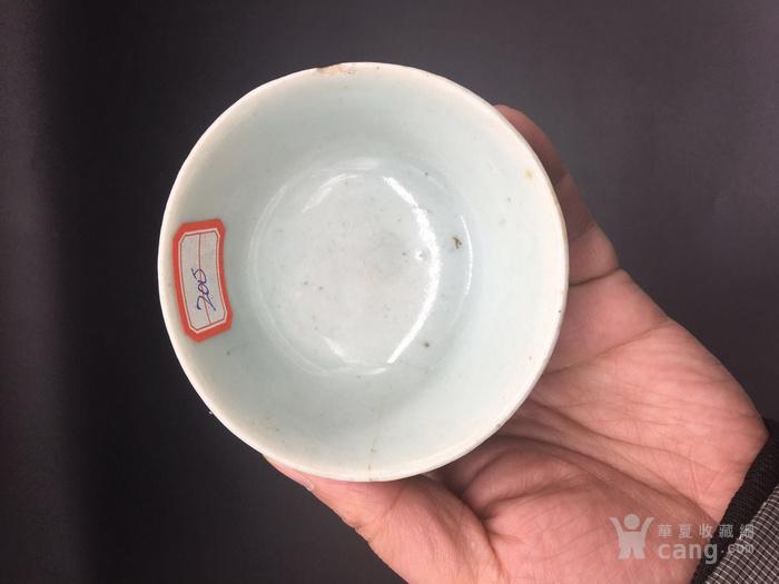 清三代青花碗图3