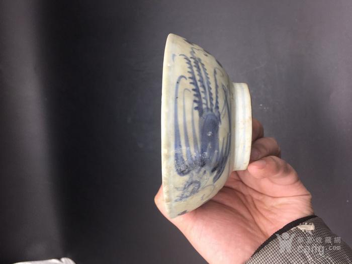 明代凤紋碗图4