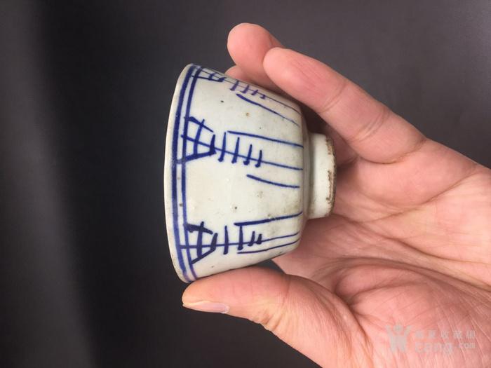 清代寿字罐图5