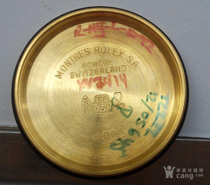 18K玫瑰金劳力士总统型图8