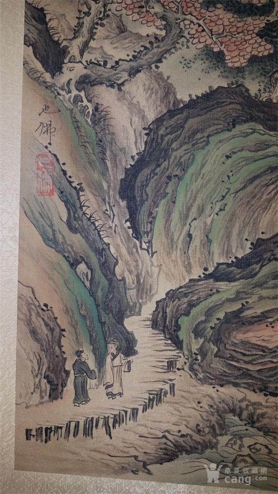 也佛  山水图6