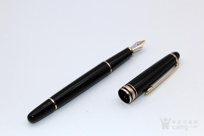 精品送福 万宝龙Montblanc大师系列金尖钢笔图1