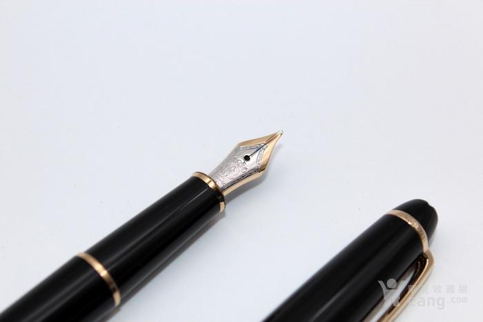 精品送福 万宝龙Montblanc大师系列金尖钢笔图2