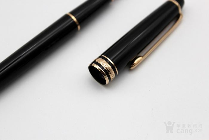 精品送福 万宝龙Montblanc大师系列金尖钢笔图3