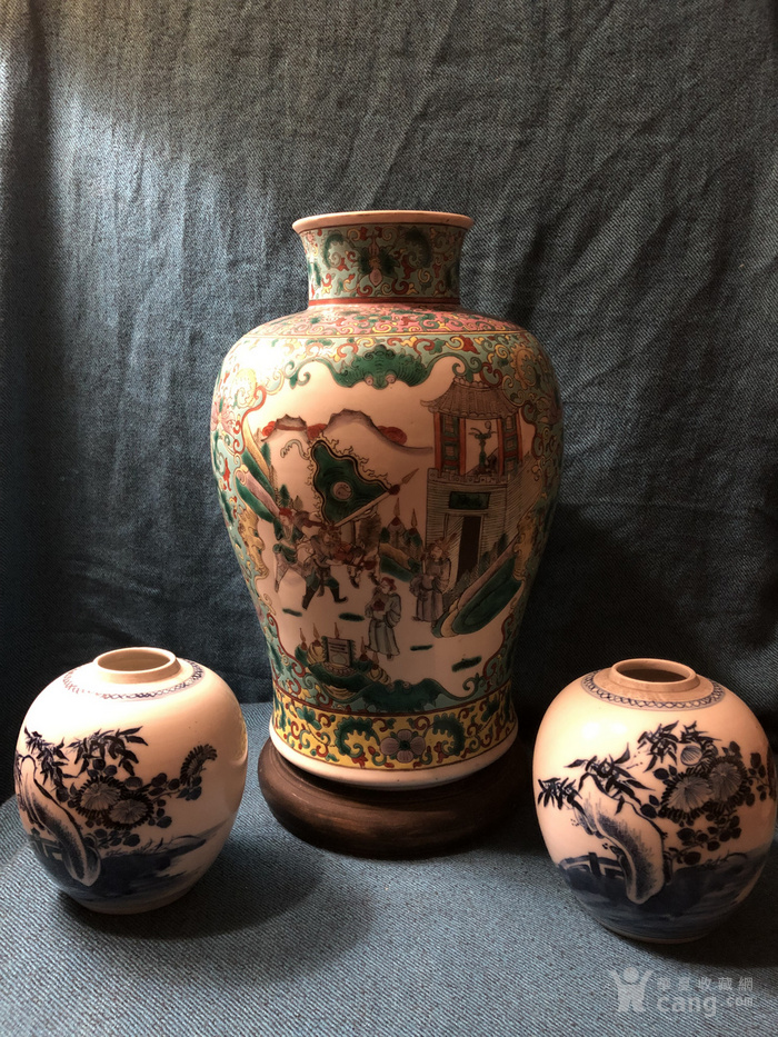 残破花瓶图1