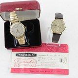 特价:打包2只60年代英国英格索尔等品牌男表 谢绝大幅议价