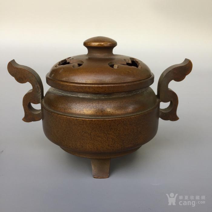 铜熏香炉图2
