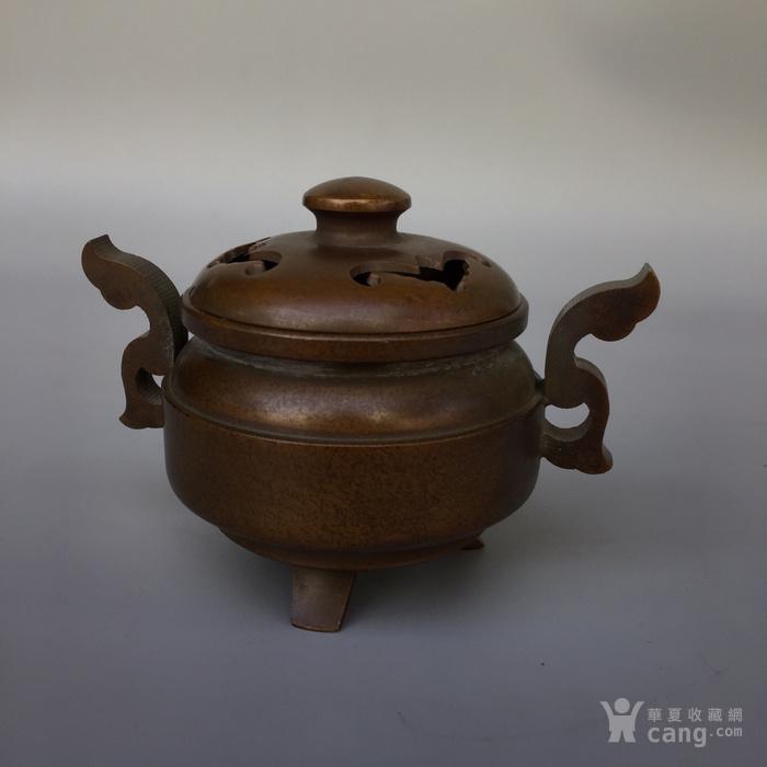 铜熏香炉图1