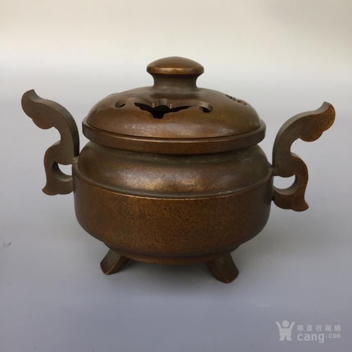 铜熏香炉图4