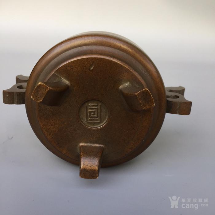 铜熏香炉图6