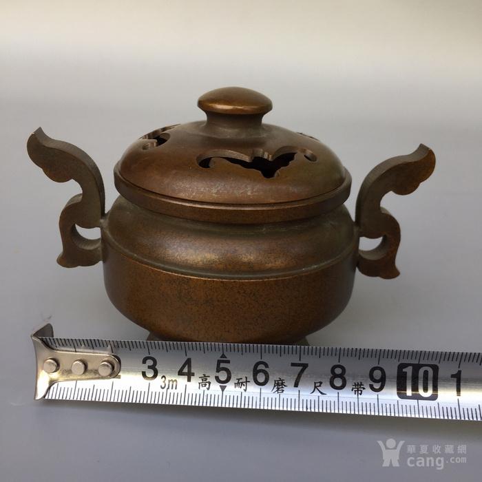 铜熏香炉图9