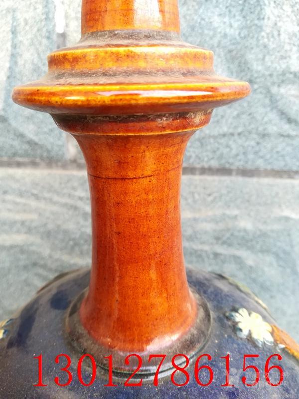辽宋时期三彩瓷壶图4