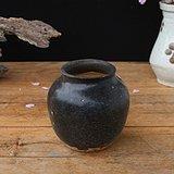 北宋黑釉罐